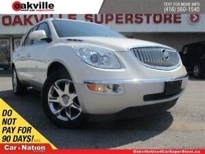 2010 Buick Enclave CXL | ACCIDENT FREE | B/U CAM |LEATHER | PANO