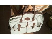 """A Brand New Smart """"La Maison Du Voyage"""" Holdall 20""""x 14""""As Pictured."""