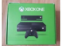 Xbox One With pad and box