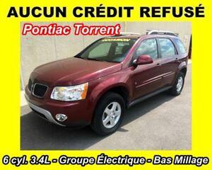 2009 Pontiac Torrent **SEULEMENT 60297KM**