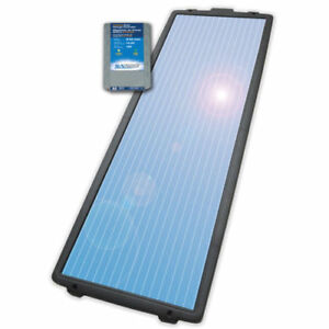 Coleman 20 Watt Solar Panel with Charge Control Camping