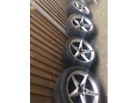 18 rim wheels tyres