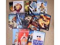 Selection of 14 DVDs