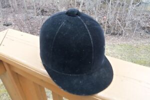 Vintage Horse Riding hat -- by Cromwell England
