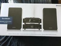 Sandstrom Wireless micro HiFi - not used