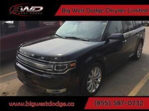 2013 Ford Flex Limited AWD Full Load W/ Radar