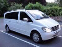 Mercedes Vito 111cdi Minibus Extra Long XLWB