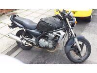 Kawasaki ER5 ER-5 500cc (A2 Bike)