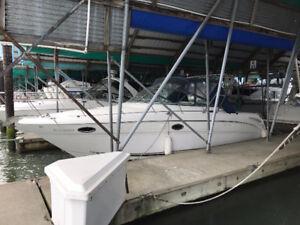 2003 Searay AmberJack 290