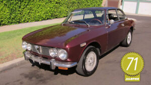 looking for 1970 to 1974 alfaromeo gtv coupe