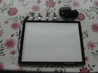 For sale MiniSun A4 led light pad
