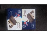 Atkins Box of 15 Chocolate Decadence advantage bars