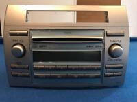 Toyota Corolla Verso MP3 CD Player