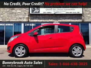 2013 Chevrolet Spark 1LT Auto bluetooth automatic
