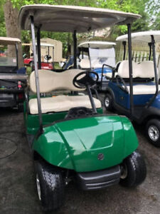 Voiturette de Golf Yamaha Gaz  Golf cart/car Yamaha Gas 2012