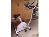 Bodymax Exercise bike excellent condition