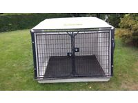 Lintrans Dog Transit Box for 4x4 or large estate car