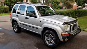 Jeep Liberty 4x4 Columbia Edition V6 3.7l