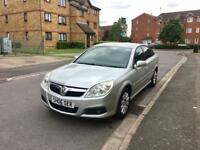 2006 VAUXHALL VECTRA 1.8 Design, Silver, 12 Months MOT, Only 90K Warranted Mileage, Half Leathers