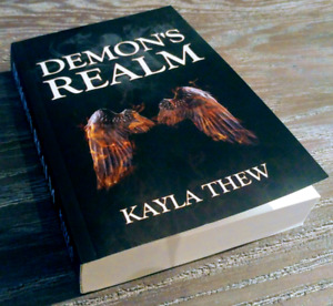 Support a Local Author! Demon's Realm