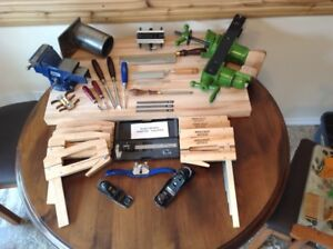 Luthier's and other tools