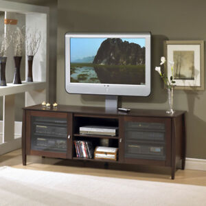 Multi media and tv console
