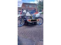 road legal xr400 up for swap