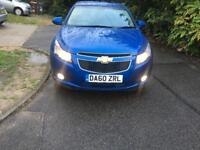 Chevrolet Cruze 2Owners FSH HPI clear 3500