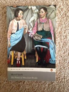 """The Prime of Miss Jean Brodie"" novel by. Muriel Spark"