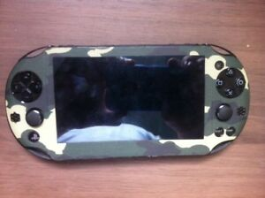 Ps Vita slim with accesories firm or trade