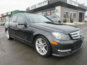 2013 Mercedes-Benz Classe-C 300 4Matic Xenon Lights - Premuim Pk