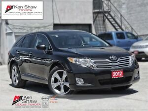 2012 Toyota Venza AWD V6 LEATHER ROOF