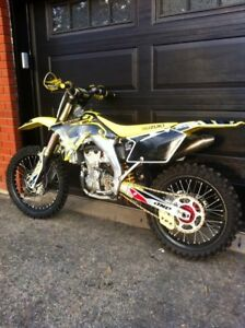 RMZ450 Awesome Deal! $2600 FIRM!