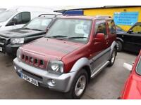 Suzuki Jimny 1.3 JLX MODE Here We Have A Stunning Example Of This Popular 4x4 Wi