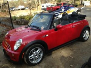 Mini Cooper s convertible 2005 only 213km Hwy