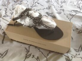 River island sandals Brand new still in box size 4 and size 5