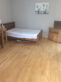 Large room to rent in family house