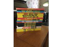 Collectors 19 Comic Annuals mixed various