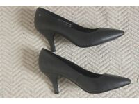 PEPE JEANS, high heels, size 6