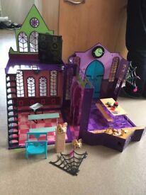 Monster High , School