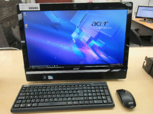 "**ALL IN ONE** Acer Aspire Z3620 21.5"" 1TB Desktop Computer"