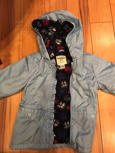 Size 5 - fall / spring jacket