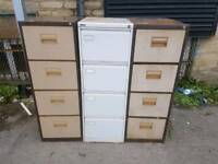 Filing Cabinets - 4 Drawer Metal Filing Cabinets