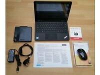 Rare Lenovo Thinkpad Yoga 11e Core i3 Third Gen Signature Edition Laptop/Tablet