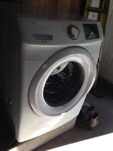 Front Load Washing Machine, Barely Used