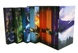 Harry Potter english collection
