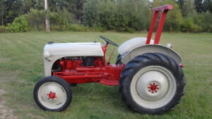 1949 ford n tractor