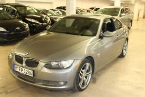 2009 BMW 3 Series 335xi Coupe CUIR, TOIT OUVRANT, NAVIGATION, X