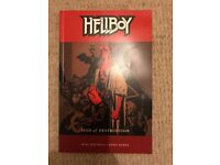 Hellboy: Seed of Destruction (Graphic Novel)
