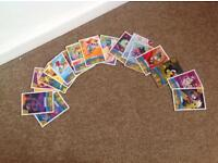 Moshi monster cards